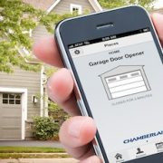 """Have your smart garage door systems installed and integrated by Digitalliving.com HomeAdvisor """"BEST OF"""" 3 yrs running"""
