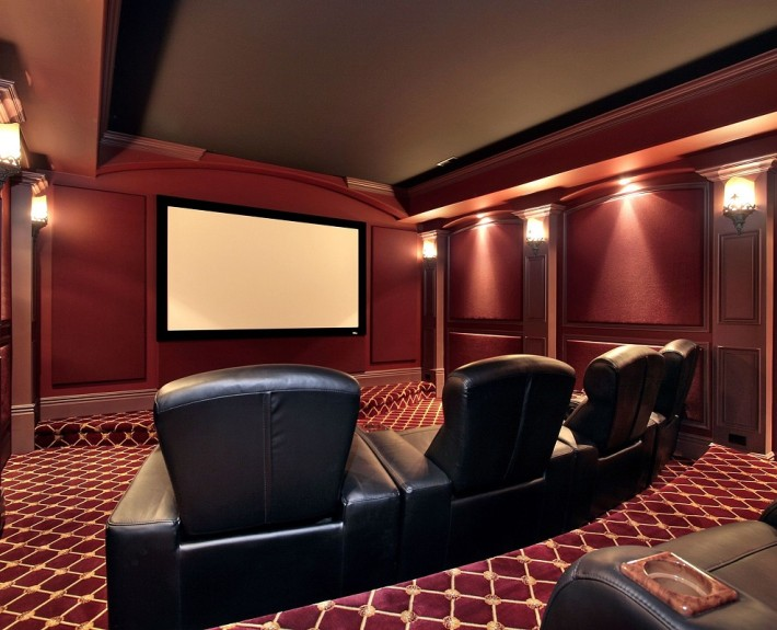 Digital Living Home Theater Pros